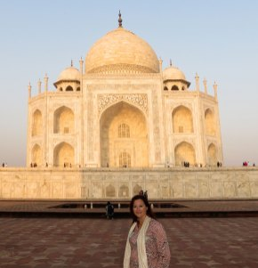 Sunrise Taj Mahal, Agra, India