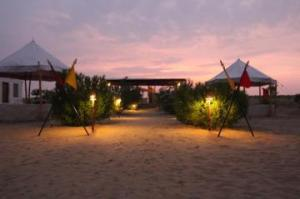 Prince Desert Camp Jaisalmer India