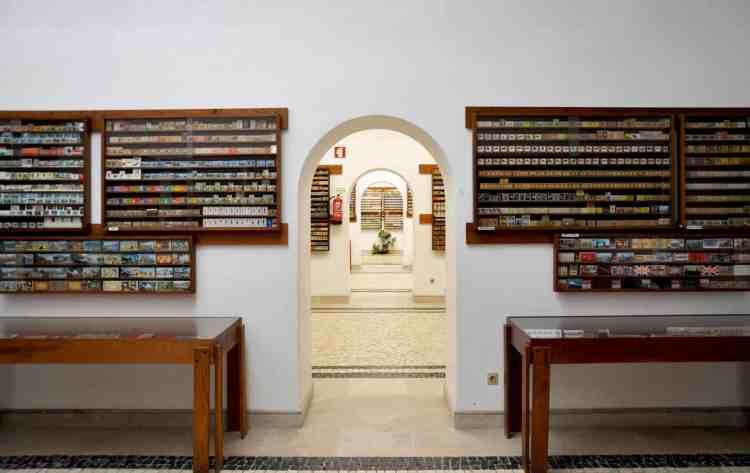 Museu dos Fósforos, Tomar, Portugal