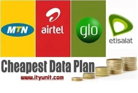 Best and affordable Data Plans you can use  In February 2017