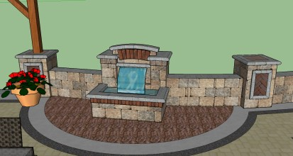Design Phase Fountain