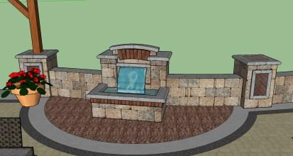 Design Phase Fountain