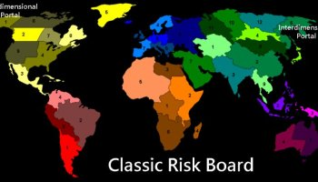 Map Of Asia Review Game.Winning From Afghanistan In The Risk Board Game War Board Games