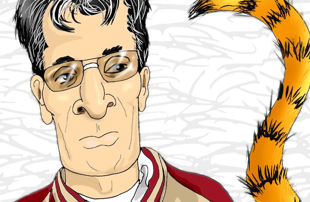 """""""Tiger"""" Tom Pistone"""