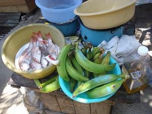 Garifuna food