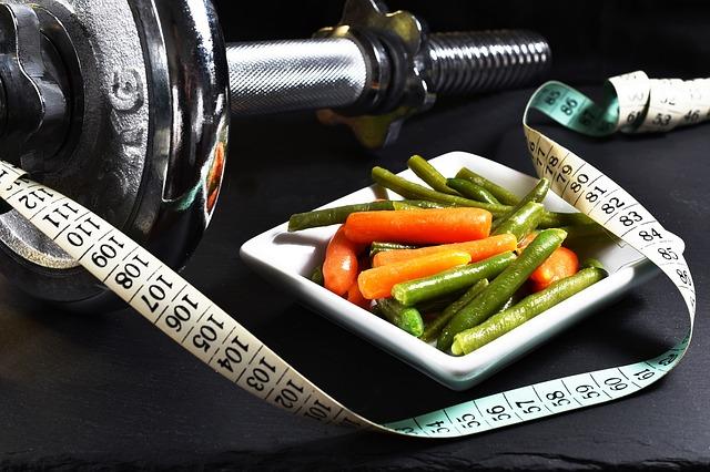 健康と食事