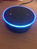 アレクサ君本当かい!?Amazon echoとの朝の会話。