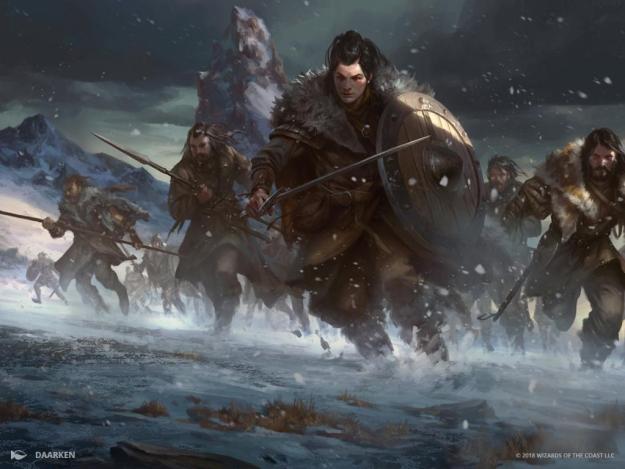 The Balduvian horde