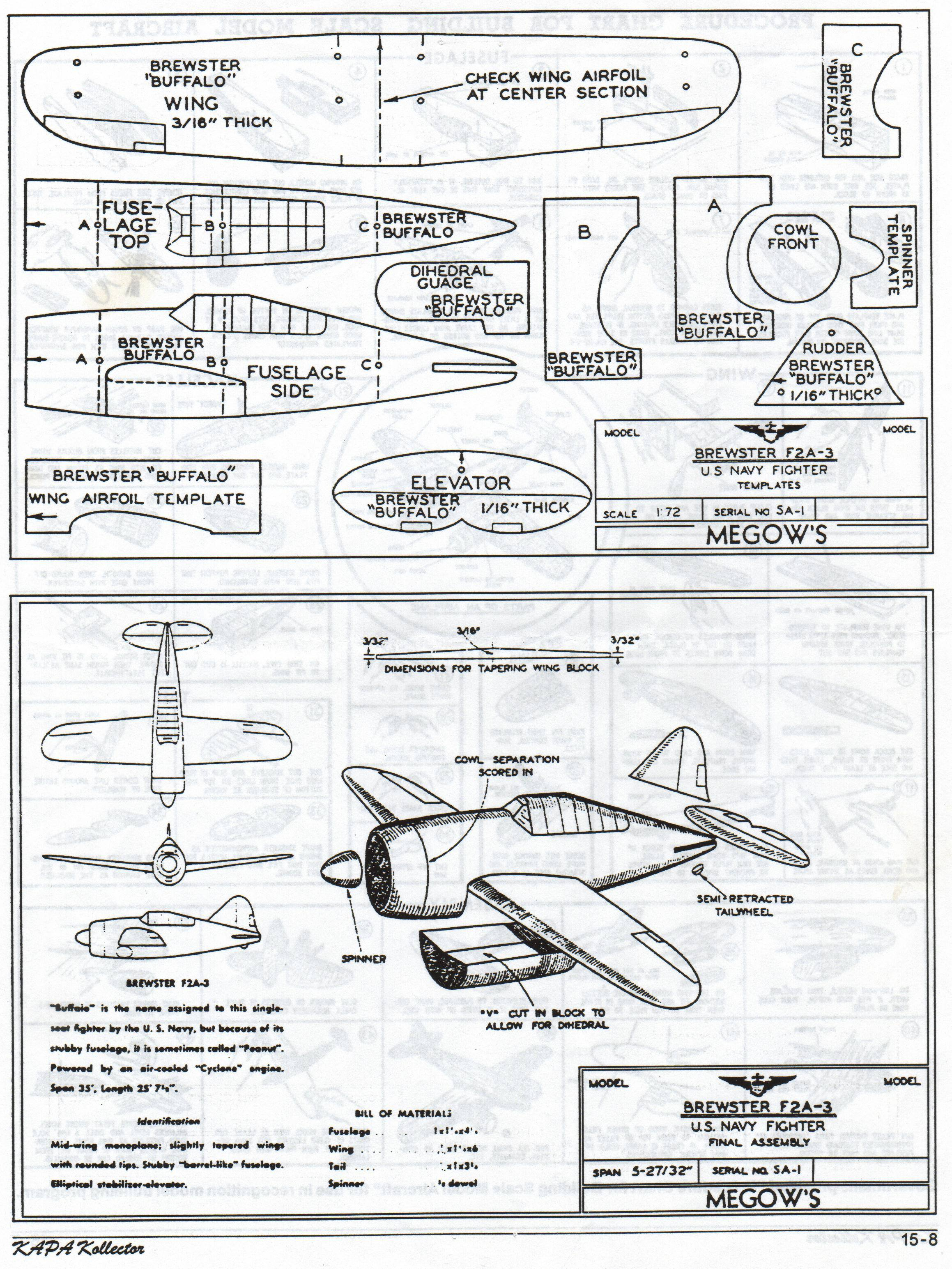 PDF Plans Model Wood Airplane Plans Download easy woodwork ...