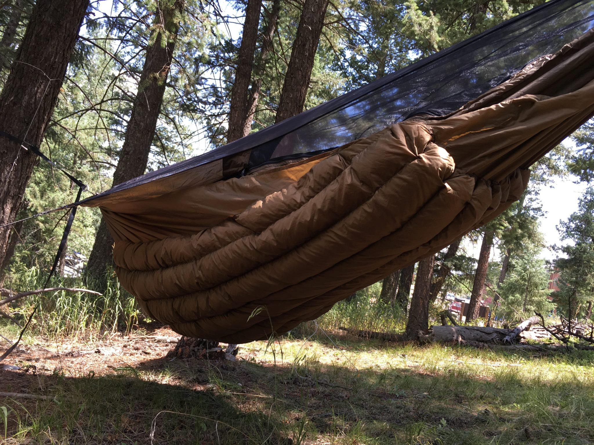 Full Length Hammock Underquilt