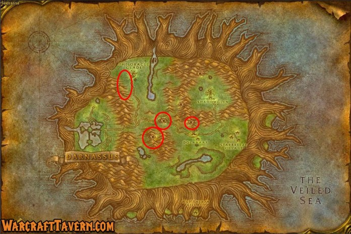 Wow Classic Cloth Farming Guide Warcraft Tavern