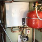 Electric Boiler Installation.