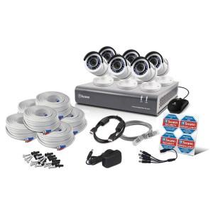 6 Camera CCTV systems Mansfield