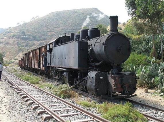Eritrea_Train Service