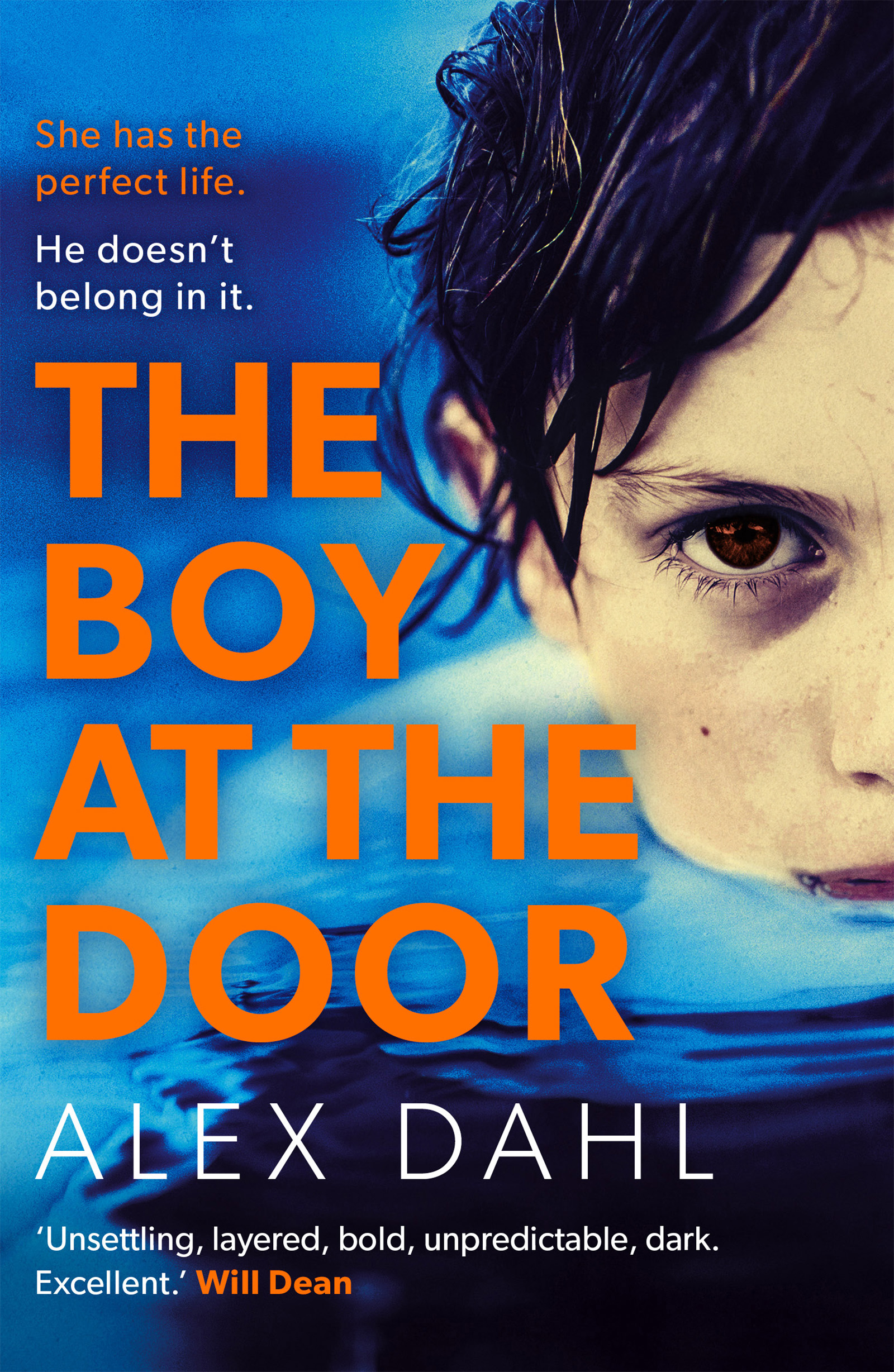 Image result for the boy at the door alex dahl