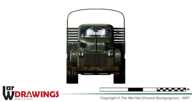 Vehicles Allies Ussr Trucks Ford G8t Htm Dated