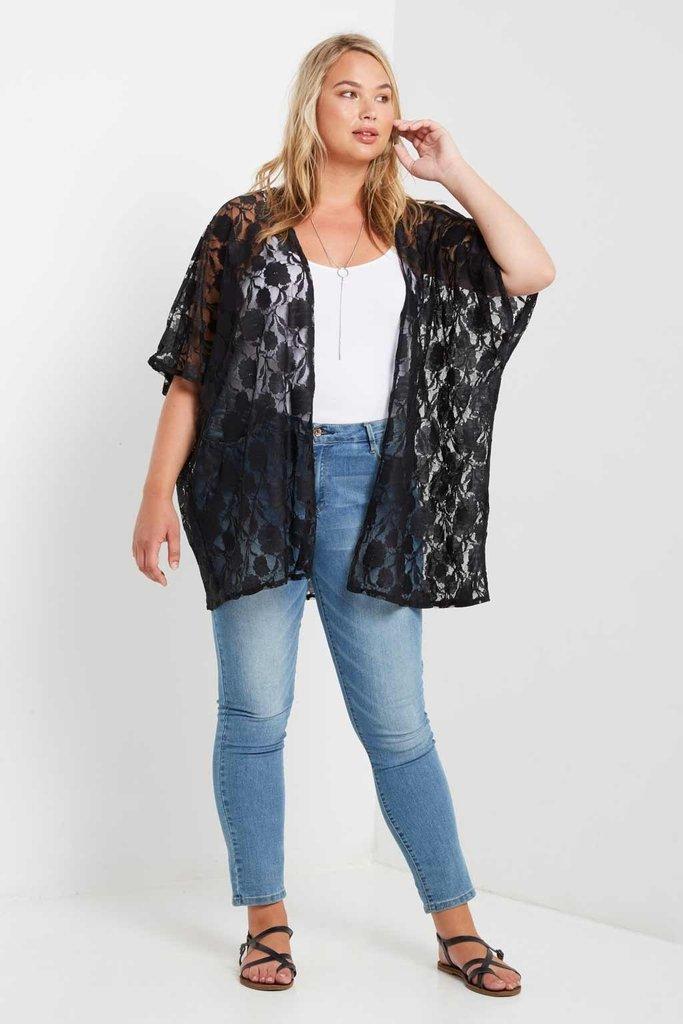 Plus Size Kimono Wardrobe Mag