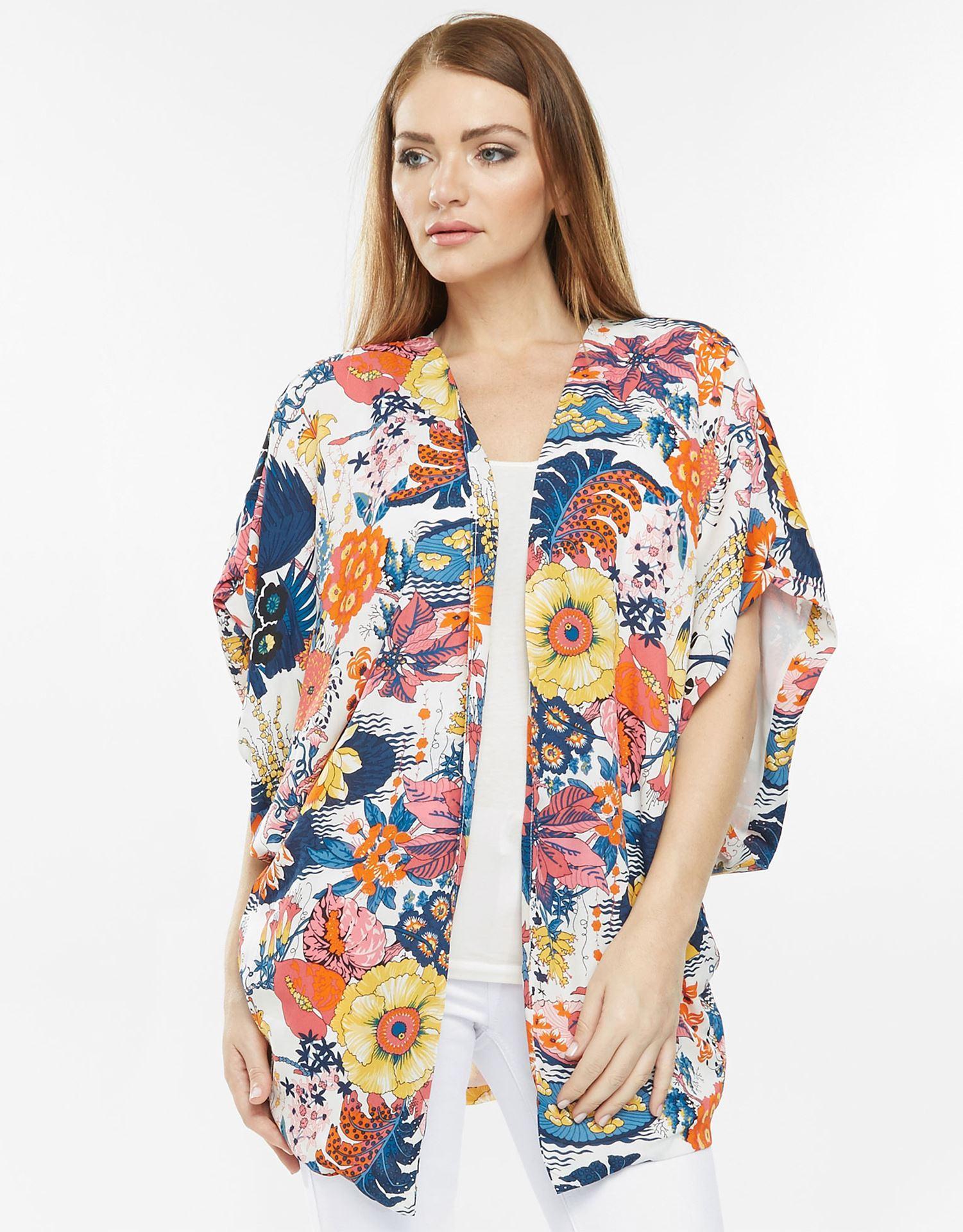 Tropical Kimono Wardrobe Mag