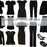 Ask Allie: All Black Capsule Wardrobe