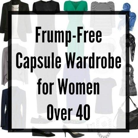 capsule wardrobe over 40 over 50