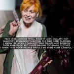 Vivienne Westwood is Right