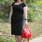 Wardrobe Staple: The Not So Little Black Dress