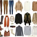 Capsule Wardrobe: Skinny Jeans for Winter