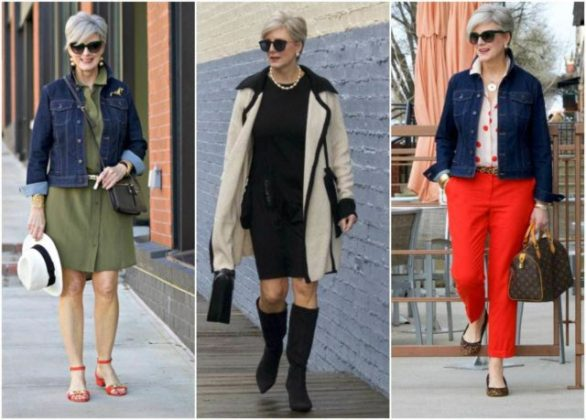 Favorite Over 40 Fashion Blogs   Fashion   Wardrobe Oxygen Best Fashion Blogs over 40   Style at a Certain Age   featured by popular  Washington