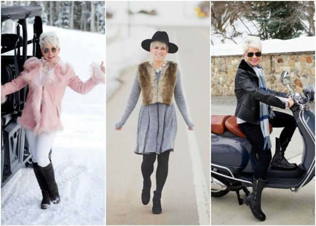 Best Over 40 Fashion Blogs - Chic Over 50