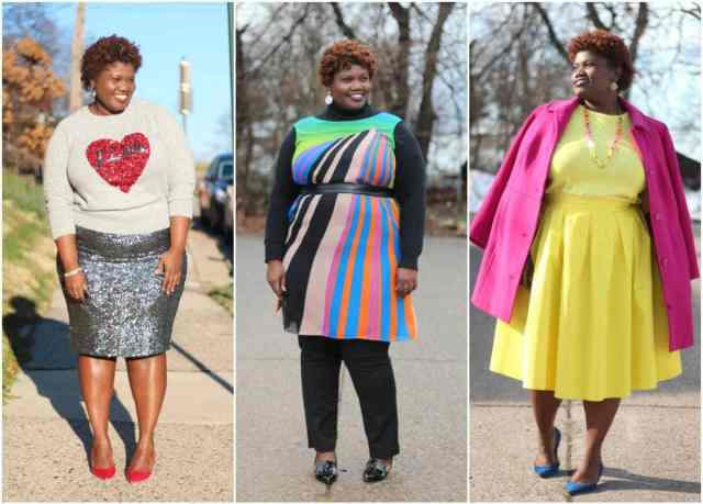 Best Over 40 Fashion Blogs - Grown and Curvy Woman