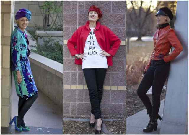 est Over 40 Fashion Blogs - Style Crone