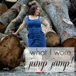 What I Wore: Jump Jump [Sponsored]