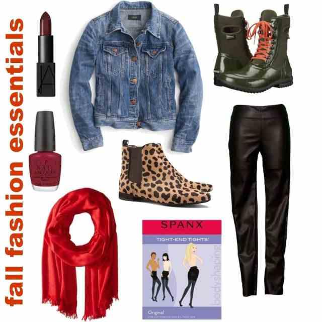 Fall Fashion Essentials - Wardrobe Oxygen