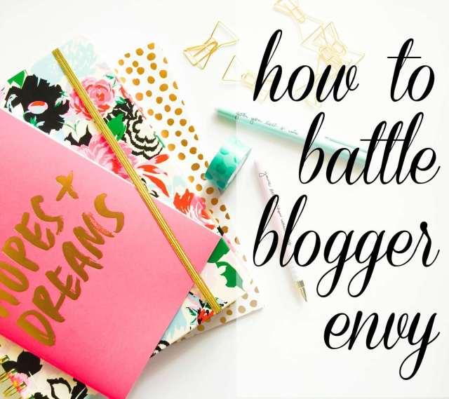 Wardrobe Oxygen's tips on how to battle blogger envy