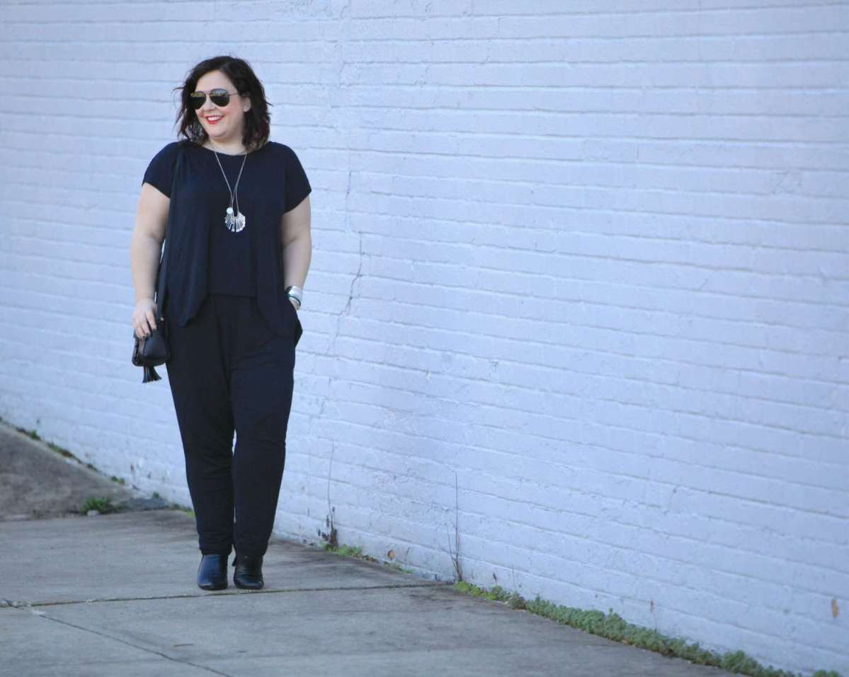 What I Wore: Jumpsuit Love