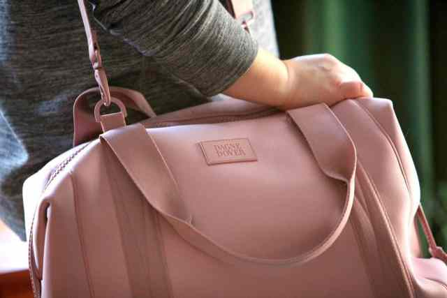 dagne dover landon carryall review by wardrobe oxygen