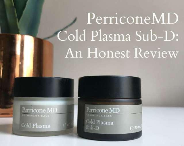 PerriconeMD Cold Plasma Sub-D Honest Review