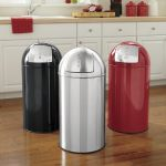 13 Gal Stainless Steel Trash Can Montgomery Ward