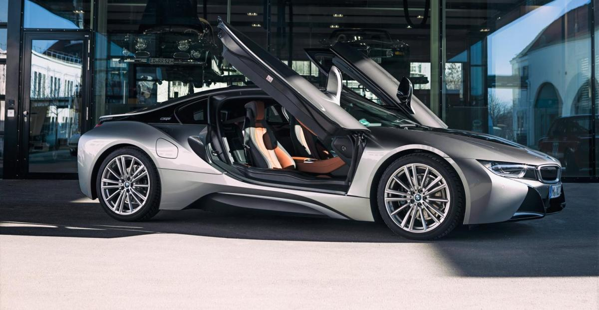 BMW i8 to Cease Production in April | WardsAuto