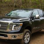 Nissan S Tweener Truck Gets V 8 Gas Power Wardsauto