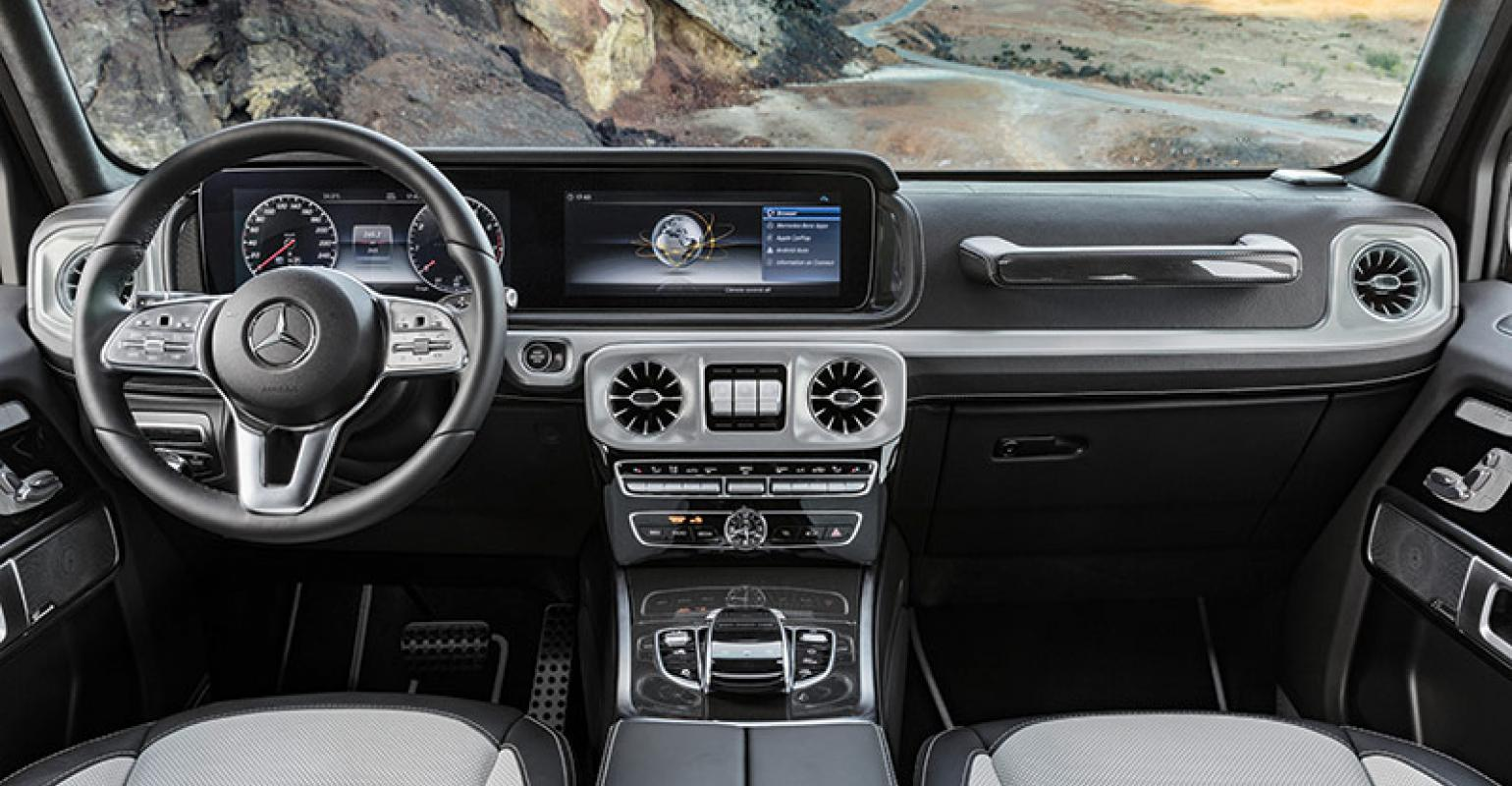 In doing so, you'll reveal results pointing not only to where you can find mercedes all models but also information about what is service. Mercedes-Benz | Automaker Reveals Facelifted '18 G-Class
