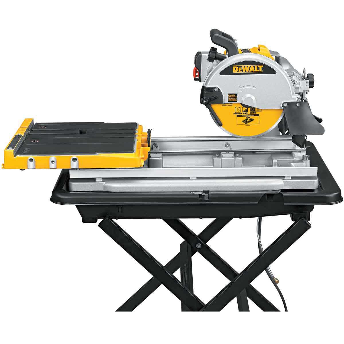 dewalt tile saw with stand