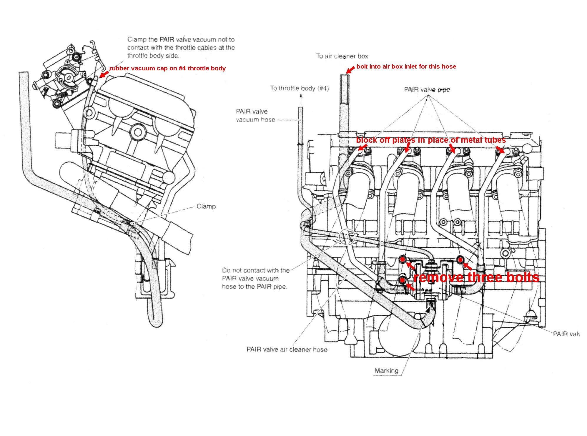 2000 Suzuki King Quad Fuel Line Diagram | Wiring Diagram Database