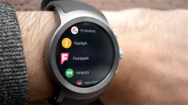 Apps on your wrist