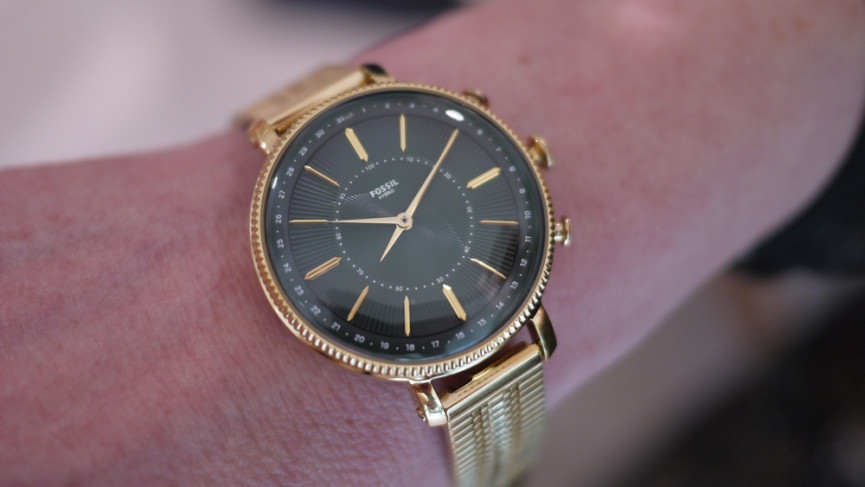 Fossil Q Cameron just became our favourite hybrid smartwatch