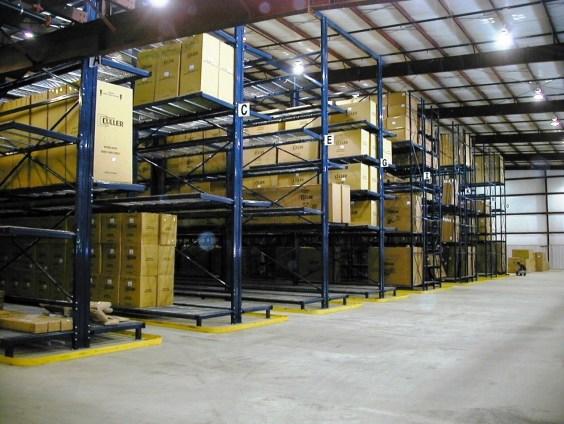 Cantilever Rack Storage