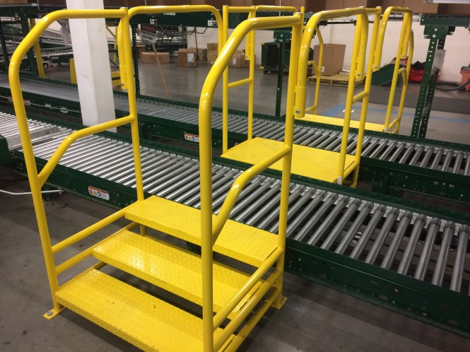 Conveyor Crossover - Double Conveyors