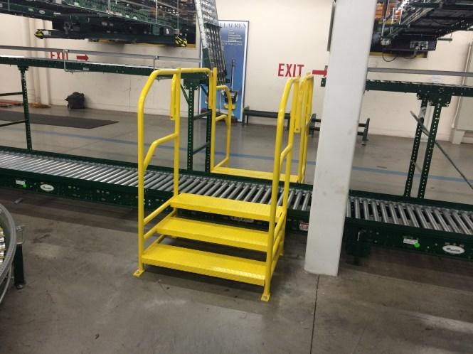 Conveyor Crossover - Single Conveyor