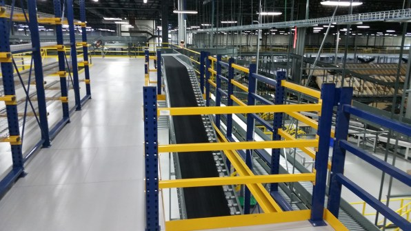 Conveyor Through Floor (2)