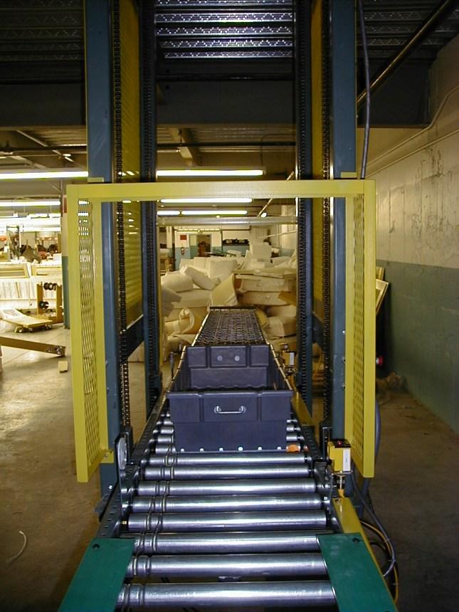 Custom Tote Lift
